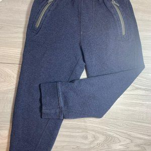 Hanna Andersson Blue Sweats with zipper pockets 10
